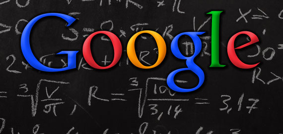 Google AdWords Math Logo
